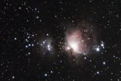 M42 o nebulosa di Orione